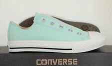 Scarpe verdi marca Converse per bambine dai 2 ai 16 anni tela