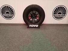 PRO RACE 1.2 TEAM DYNAMIC WHEELS 13x7 ET23 - PCD 4x108 with 4 x R888R Toyo Tyres
