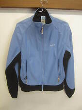 NWT Hind Pavement Optional Windjammer Jacket Coat light blue cycling fleece sz M