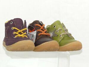 Pepino By Ricosta Baby Leder Schuhe,Lederfutter,Wechselfußbett,Weite M