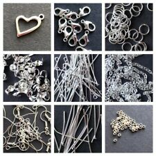Jewellery Making Findings Kit Including Heart Charm K11