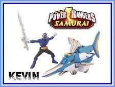 2011 Power Rangers Samurai _ Swordfishzord w/ Kevin