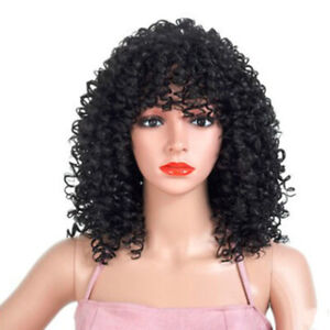 Brazilian Curly Human Hair Wigs Women Kinky Curly Hair Afro Wavy short Hair Wig