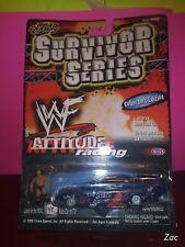 Road Champs Survivor Series WF Attitude Racing Featuring The Rock. Alt Card