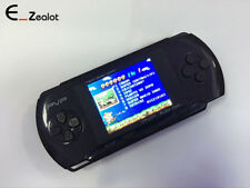 Black Game Player Portable Video Game Console 3'' LCD 8 Bit 200 More built Games