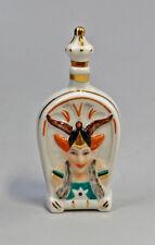 Porcelain Figurine Ens Snuffbox parfüm-flakon pan-kopf Ens H8CM 9941127#