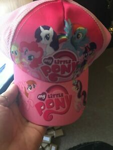 TODDLER BASEBALL CAP-MY LITTLE PONY
