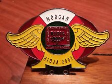Morgan Sport Car Club meeting Spain in the Rioja in 2007.