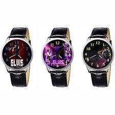 Elvis Presley Stainless Wrist Watch Wristwatches