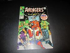 AVENGERS #54 KEY 1ST BRIEF ULTRON APPEARANCE!!! AVENGERS: AGE OF ULTRON MOVIE!