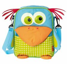 Sigikid 2-in-1 Kindergartentasche und Rucksack Vogel  Kitatasche 24663 Tasche