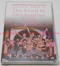 New Sakura Gakuin The Road to Graduation 2014 Kimi ni Todoke 2 DVD Japan F/S