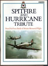 SPITFIRE AND HURRICANE TRIBUTE Royal Air Force Battle of Britain Memorial Flight