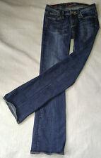 """VIGOSS """"Tokyo"""" Medium Wash Denim Bootcut Women's Jeans Size 3 (abt 29 waist)"""