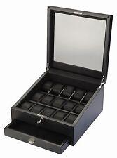 New High Quality Volta 15 Watch Carbon Fiber Display Case / Storage Box