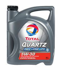 Total QUARTZ Ineo Long Life 5W-30 5L Motoröl