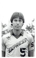 1980 Original Photo Detroit Express soccer player & footballer Graham Oates