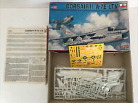 Vintage ESCI ERTL Model Kit 1:72, Corsair II A-7E LTV, #9064, Contents Sealed