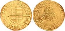 Köln/Erzbistum Goldgulden ohne Jahr (1442) Dietrich II. von Moers ss/ss-vz  (2)