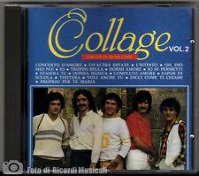 COLLAGERACCOLTA DI SUCCESSI VOL 2 Anno 1980CDOR 8922