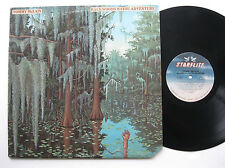 LP Tommy McLain-Backwoods Bayou Adventure-VG + + lotti the Blues Moody Mac si