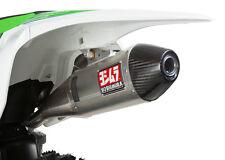 Kawasaki KX250F 2010 2011 2012 Yoshimura RS4 Slip On Silencer Exhaust Muffler