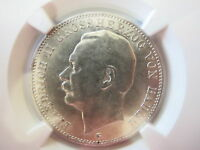 GERMANY - BADEN 3 mark 1912 G NGC MS 61 UNC