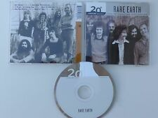 CD ALBUM the best of RARE EARTH Millenium collection 0121596032