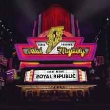 Royal Republic - Club Majesty CD NEU OVP