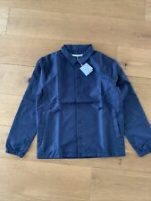 Norse Projects Svend Coach Jacket Navy S New With Tags 100% Authentic