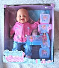 "Dancing Danni Baby Doll 2011 (Zapf Creation). 14"", Retired! Brand New In Box, Os"