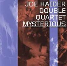 FREE US SH (int'l sh=$0-$3) ~LikeNew CD Joe Haider: Mysterious