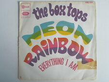 THE BOX TOPS Neon rainbow FSS524