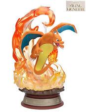 Re-Ment Pokemon Swing Vignette Collection Mini Toy Figure #2 Charizard Lizardon