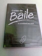"""DVD """"CURSO DE BAILE ROCK V / BOLERO III"""" PRECINTADO SEALED 23 TU ACADEMIA"""