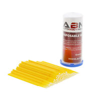 ABN Fine-Point Disposable Detail Brush Applicator 100 Pack