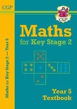 New KS2 Maths Textbook - Year 5 by CGP Books (Paperback, 2017)