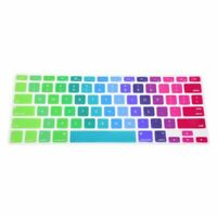 US Colorful Silicone Keyboard Cover Skin For Apple Macbook Pro Retina 13 in Y1A7