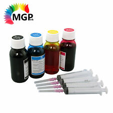 4X 100ml refill ink for Brother LC-37 LC-57 DCP-130C 135C 150C 153C 157C 330C