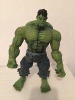 Marvel Select Unleashed Incredible Hulk Action Figure Marvel Comics Loose