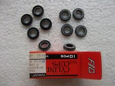 TOYOTA WHEEL CYLINDER RUBBER CUPS 13/16 INCHES HOLE (JAPAN)(NOS)a