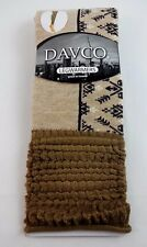 Legwarmers solid color cuffs print leg acrylic thin fabric Davco