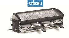 STÖCKLI Raclette, Grill Cheeseboard V8 für 8 Personen NEU OVP