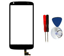 Black Touch Screen Glass Digitizer Replacement Part For HTC Desire 526G