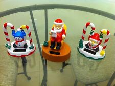 New 3 X Dancing Solar Character Christmas Day Gift kid toy