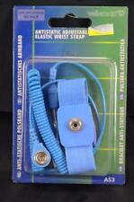 Velleman Tools Antistatic Adjustable Elastic Wrist Strap Armband AS3 NEW