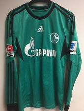 FC Schalke 04 S04 Spielertrikot Formotion Tim Hoogland Gr. 7 - Bundesliga