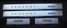 SEUILS PEUGEOT 2008 RC GTI E-HDI HDI STT ALLURE ACTIVE ACCESS VTI TURBO SPORT