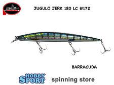 JUGULO JERK 180 LC MOLIX COL. # 172 BARRACUDA