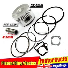 110cc 125cc LIFAN Engine Piston Ring Gasket PIT PRO Dirt Bike ATOMIK THUMPSTAR T